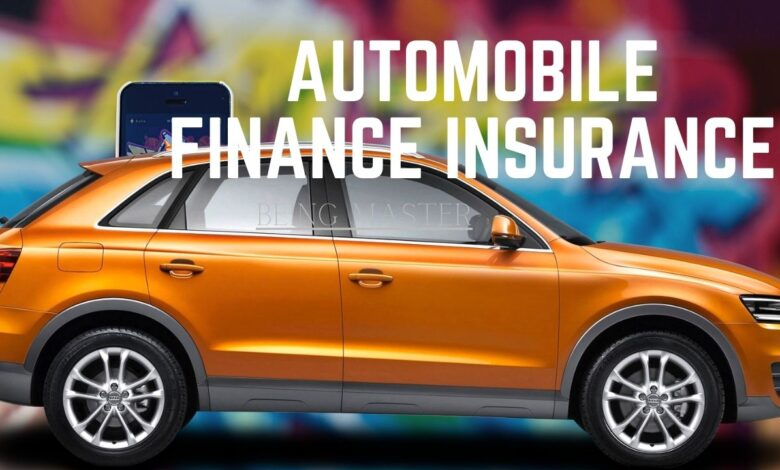 Photo of Automobile Finance Insurance – Important Tips For Buying Car Insurance