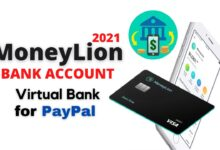 how to create moneylion bank account