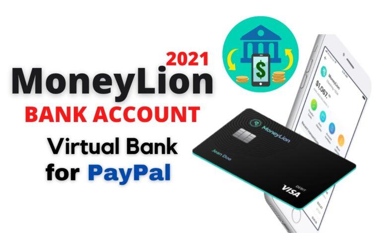 how to create moneylion bank account