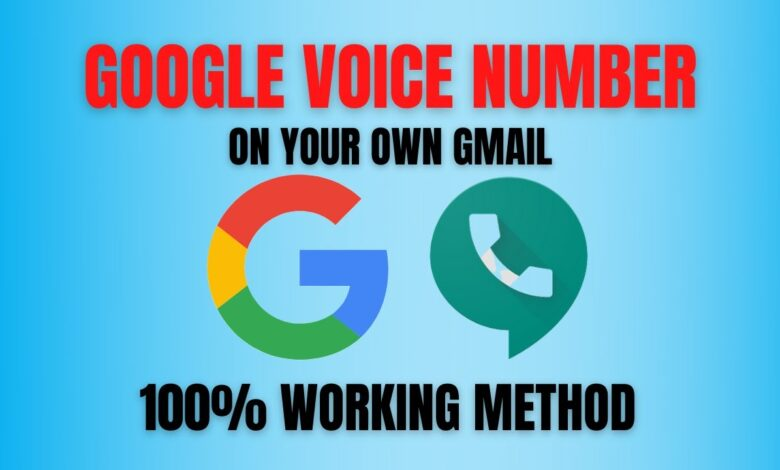 How to Get a Google Voice Number